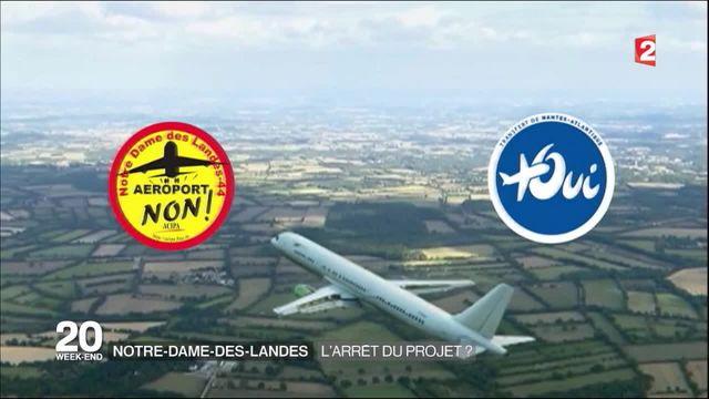 Notre-Dame-des-Landes : l'arrêt du projet d'aéroport ?