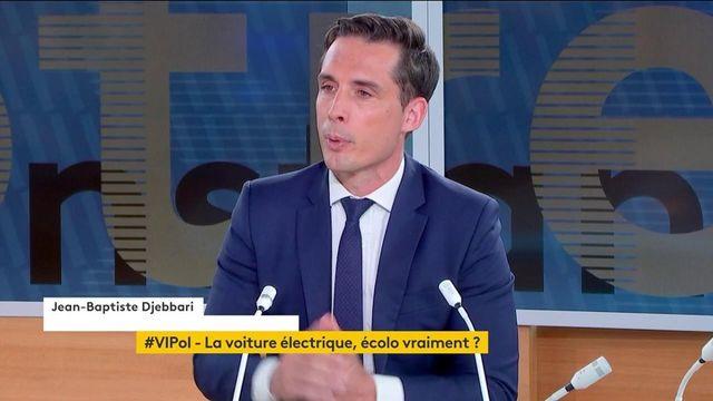 """""""Le prix des véhicules électriques neufs, autour de 25.000 euros, sera amené à baisser"""", assure Jean-Baptiste Djebbari"""