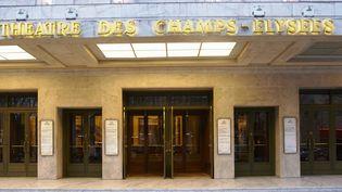 Le théâtre des Champs-Elysées à Paris  (BLANCHOT Philippe / hemis.fr)