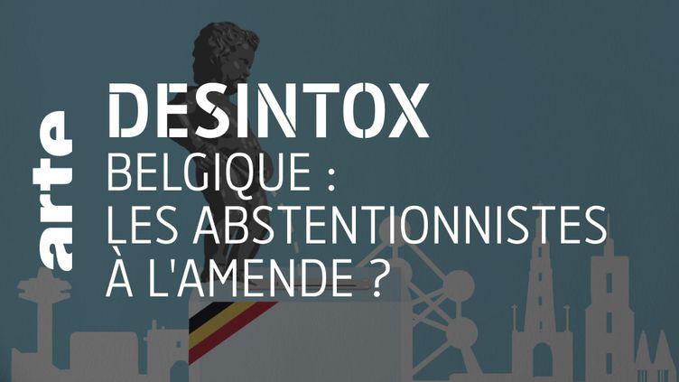 Belgique : les abstentionnistes doivent-ils payer une amende ? (ARTE/2P2L)