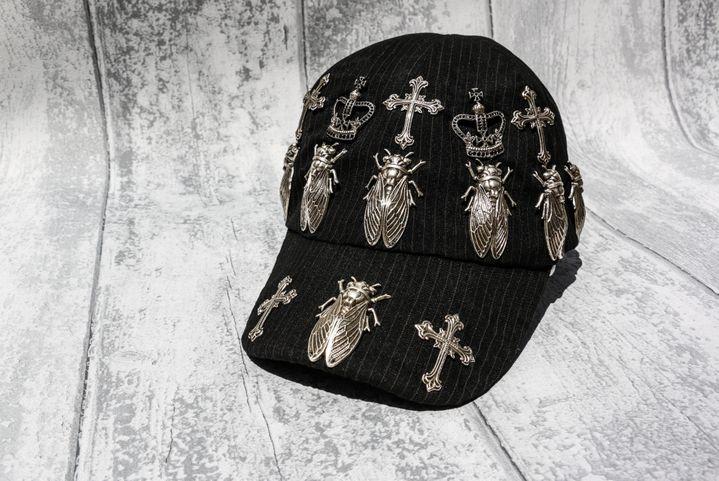 On Aura Tout Vu, collection Mythologie, casquette Cigale  (On Aura Tout Vu)