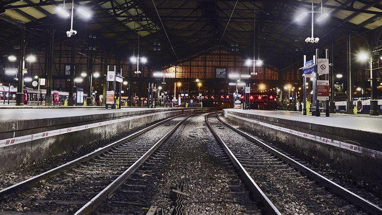 Embarquement immédiat pour une Nuit électro Hors-Série Gare Saint-Lazare.  (DR)