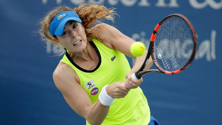 Alizé Cornet (ANDY LYONS / GETTY IMAGES NORTH AMERICA)