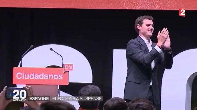 Élections législatives en Espagne : un scrutin incertain