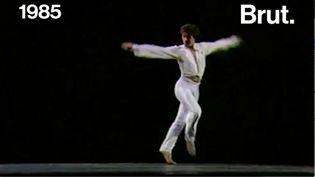 """VIDEO. Patrick Dupond : """"Je suis né pour vivre de la danse et je ne peux pas m'en passer"""" (BRUT)"""