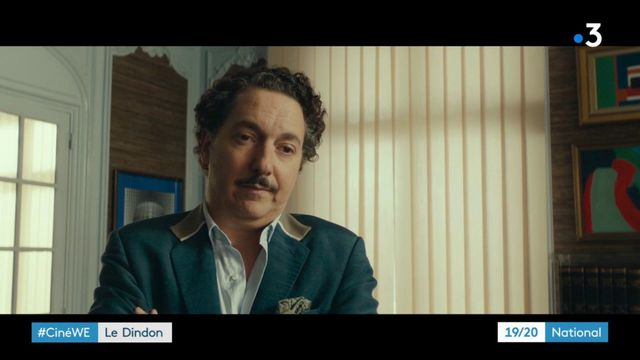 """Cinéma : Dany Boon et Guillaume Gallienne pétillent dans """"Le Dindon"""""""