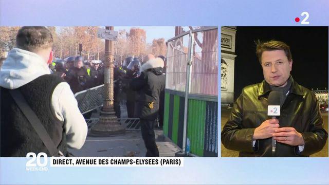 """""""Gilets jaunes"""" : les manifestants jouent les prolongations"""