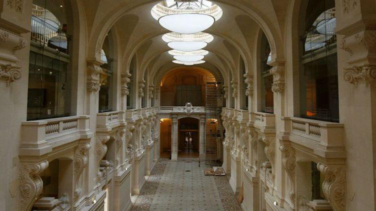 Le musée des arts décoratifs à Paris  (FRED DUFOUR / AFP)