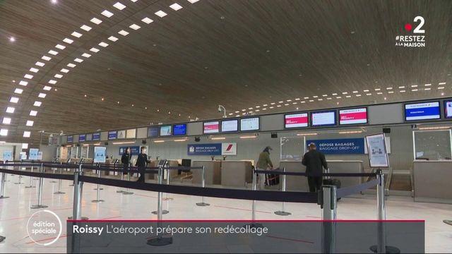 Roissy : l'aéroport prépare son redécollage