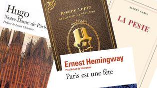 Certains grands classiques littéraires connaissent de nouveaux succès au gré de l'actualité. (RADIO FRANCE)