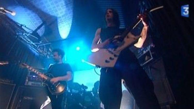 Ashura, nouvel album et tournée pour le groupe métal  (Culturebox)