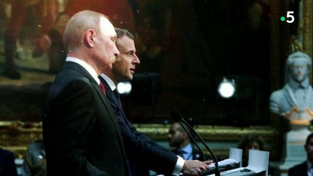 La Fabrique du mensonge- présidentielle : l'ombre russe ?