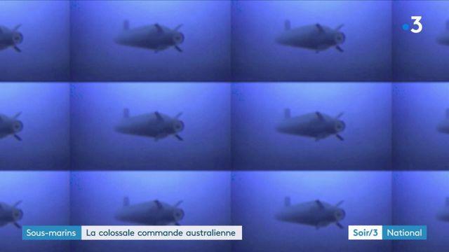 L'Australie achète 12 sous-marins à la France pour surveiller la Chine