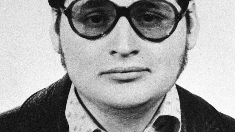 Le terroriste Carlos en 1970. (AFP)