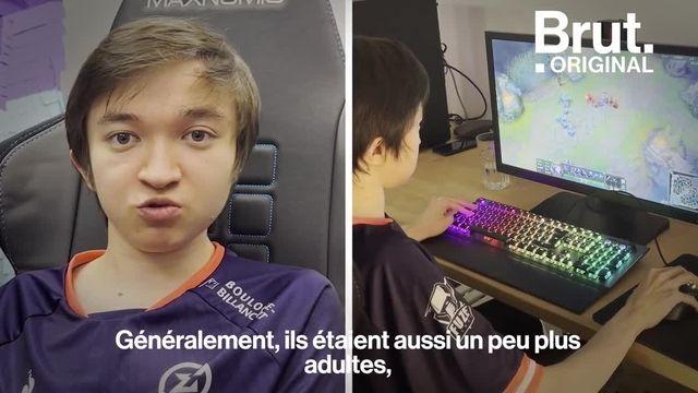 Loïc alias Toucouille a 20 ans et il est atteint de la maladie des os de verre. Les jeux vidéo étaient son refuge, il en a fait sa carrière, devenant l'un des plus grands espoirs du jeu League of Legends. Il raconte.