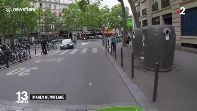 Paris : un chauffard agresse un homme aveugle après lui avoir refusé la priorité