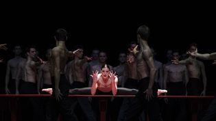 """Marise-Agnès Gillot danse le """"Boléro"""" de Ravel  (Little Shao / Opéra national de Paris)"""