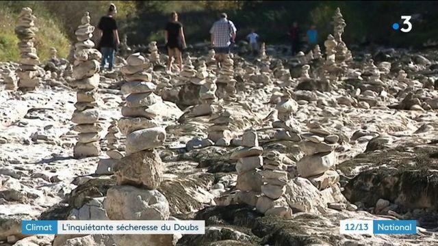 Climat : l'inquiétante sécheresse du Doubs