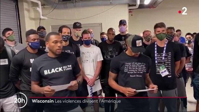 Wisconsin : les violences divisent l'Amérique
