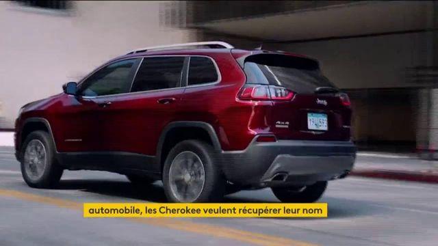 Etats-Unis : les Cherokee ne veulent plus que Jeep utilise leur nom