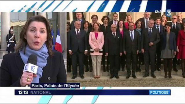 Remaniement : Bernard Cazeneuve prend sa fonction de Premier ministre