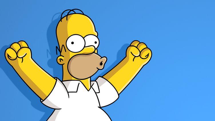 Homer Simpson, héros de la série éponyme. (TWENTIETH CENTURY FOX FILM CORPORATION)