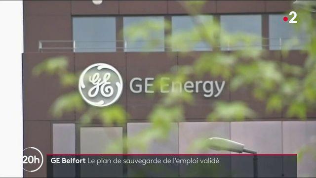 General Electric Belfort : le plan de sauvegarde de l'emploi validé