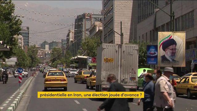 Iran : une élection présidentielle jouée d'avance ?