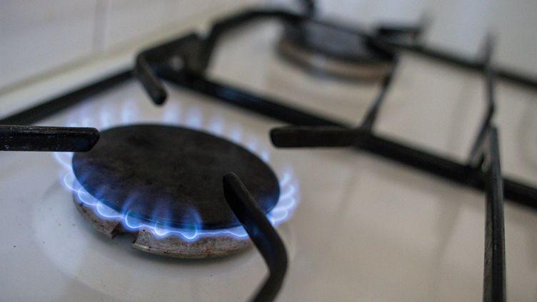 Les prix du gaz s'envolent depuis le début de l'année. (AURELIEN MORISSARD / MAXPPP)