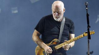 David Gilmour à Santago au Chili, en décembre 2015  (MARIO RUIZ/SIPA)
