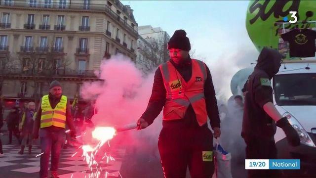 Grève du 16 janvier : les irréductibles se mobilisent