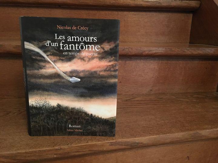 """""""Les amours d'un fantôme en temps de guerre"""", Nicolas de Crécy (Albin Michel)  (Laurence Houot - Culturebox)"""