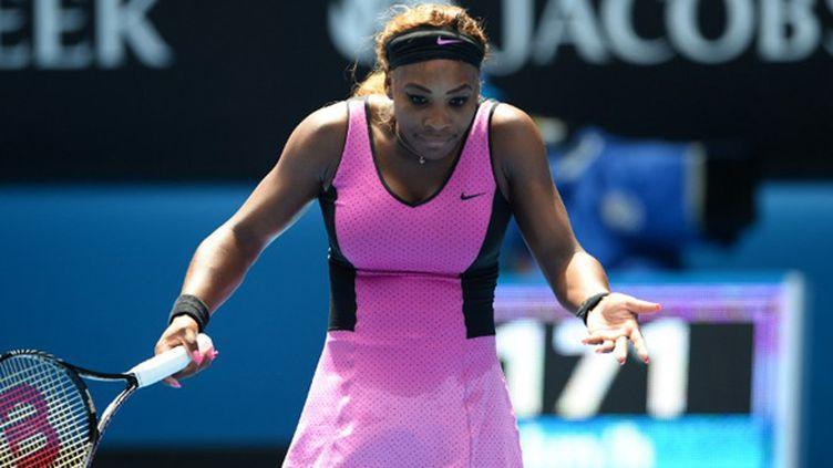 Serena Williams (WILLIAM WEST / AFP)