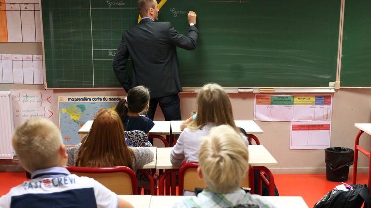 A la rentrée 2015, 1 082 nouveaux réseaux d'éducation prioritaire (REP et REP+), comprenant chacun un collège et ses écoles de secteur, entreront en vigueur et remplaceront la carte actuelle. (THIERRY THOREL / CITIZENSIDE)