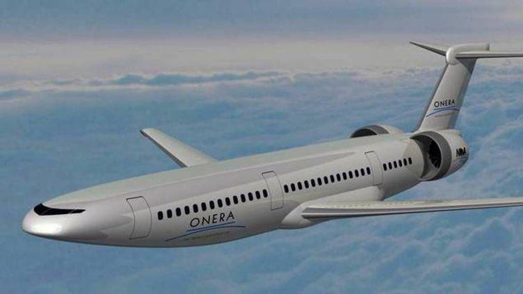 Projet d'avion de ligne électrique de l'office national de recherche aérodynamique. (ONERA)