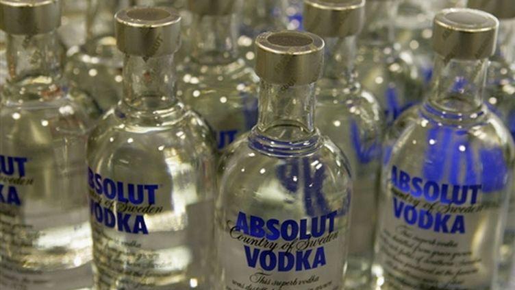 La vodka pour renflouer les caisses de l'Etat russe ? (AFP - Sven Nackstrand)