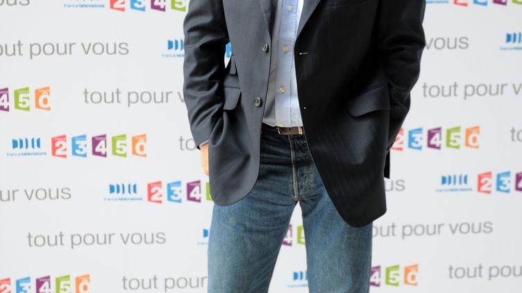 Benoît Duquesne à Paris, le27 août 2009. (MARTIN BUREAU / AFP)