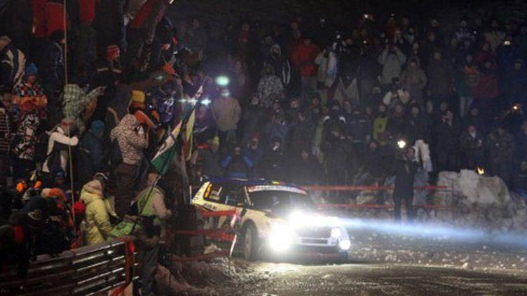 Le public n'a jamais déserté le col du Turini, qui retrouvera le championnat WRC en 2012