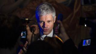 Laurent Wauquiez le 14 janvier 2019. (ROMAIN LAFABREGUE / AFP)