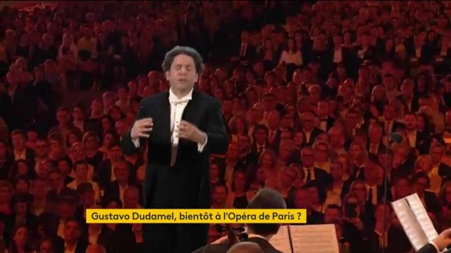 Culture: Gustavo Dudamel bientôt à l'Opéra de Paris?