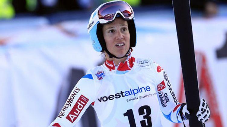 La skieuse française Marie Marchand-Arvier