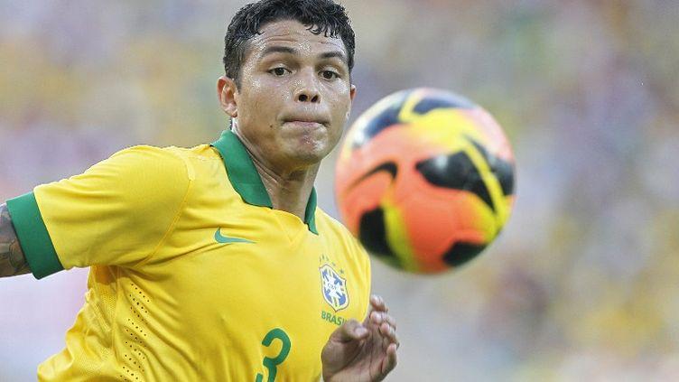 Thiago Silva attend bien profiter de la réception des Bleus pour préparer au mieux la Coupe des Confédérations.  (WAGNER MEIER / AGIF)