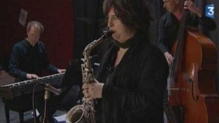 Géraldine Laurent, étoile montante du saxo alto jazz  (Culturebox)