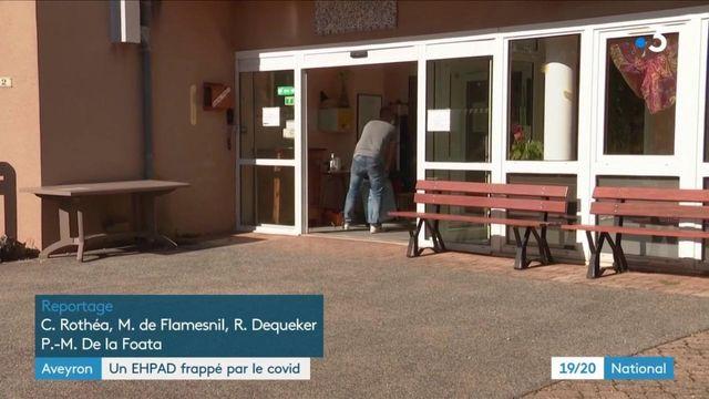 Aveyron: un Ehpad frappé par le coronavirus
