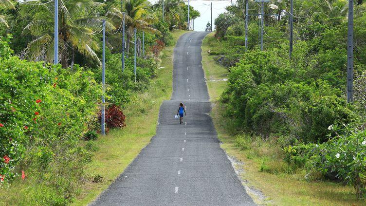 Les îles Loyauté en Nouvelle-Calédonie, en novembre 2014. (MOIRENC CAMILLE / HEMIS.FR / AFP)