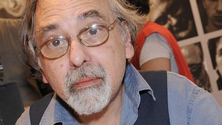 """L'auteur de """"Maus"""", Art Spiegelman, préside le 39e festival de la BD d'Angoulême.  (BALTEL/SIPA)"""