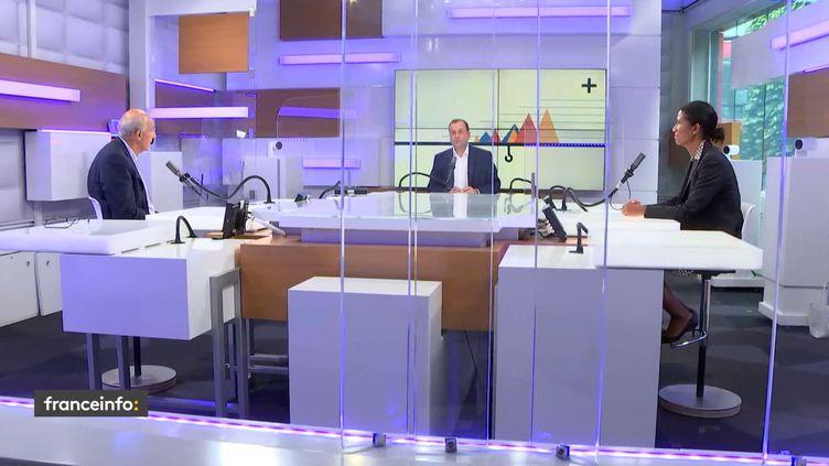 Les débats de l'éco du samedi 11 septembre 2021. (FRANCEINFO / RADIO FRANCE)