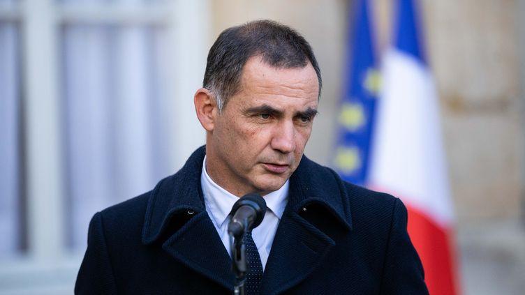 Gilles Simeonià Paris le 19 octobre 2018 (CHRISTOPHE MORIN / MAXPPP)