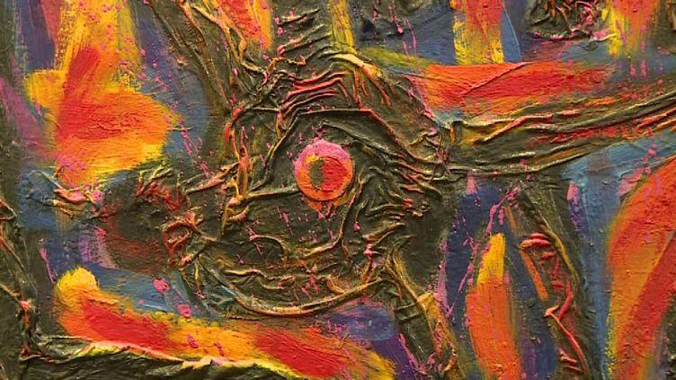 Le MAAP de Périgueux rend hommage au peintre Marcel Loth à l'occasion du centenaire de sa naissance avec une grande rétrospective regroupant plus d'une centaine d'oeuvres. (Capture d'écran France Télévisions)