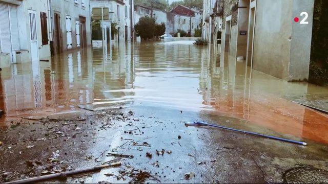Inondations : des risques de pollution ?